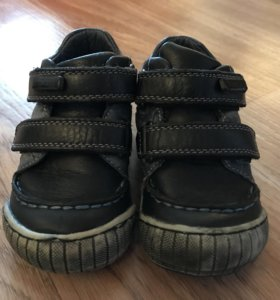 Ортопедические ботиночки на мальчика