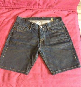 Шорты джинсовые фирменные