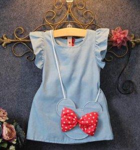 платье бренд новое