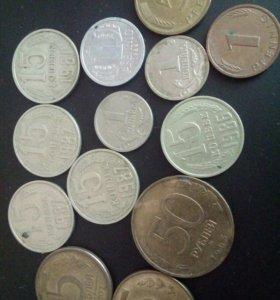 Монеты от 100 р.