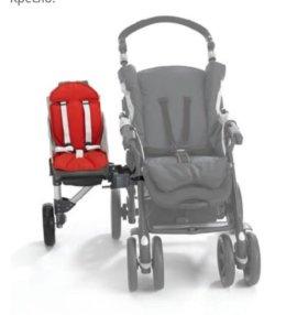 Баггипод, buggypod, приставное сиденье для коляски
