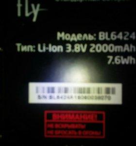 Батарея к Fly Nimbus 7