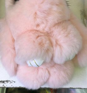 Заяц брелок , разные цвета