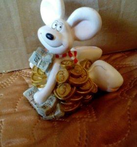 денежная мышка