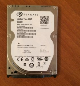 Жёсткий диск Seagate 2,5