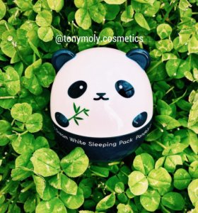 Tony Moly Panda's Dream ночная маска для лица