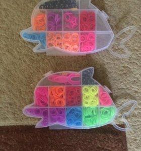 Резиночки для браслетов