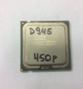 Intel Pentium D945
