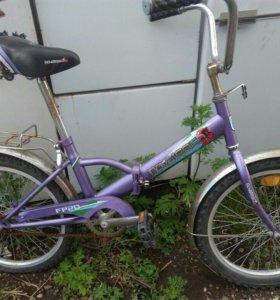 Велосипед от 8 до 13 лет