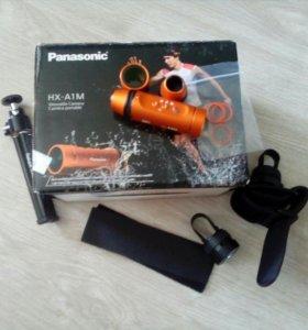 Экшн-камера Panasonic HX-A1M