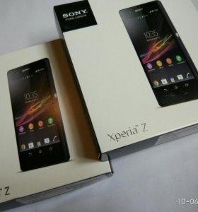 Новый Sony Xperia Z, срочно, торг