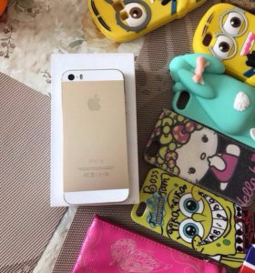 Айфон 5 s 16 gb как новый