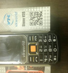 Туристический телефон VK World v3s
