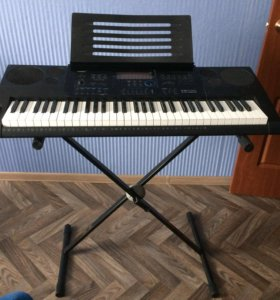 Синтезатор Casio ctk- 6200