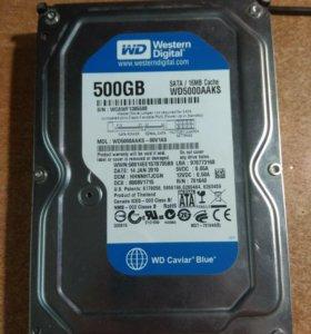 Жесткий диск для пк 500gb