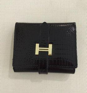 НОВЫЙ Лакированный кошелёк