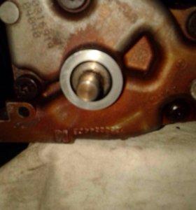 Масляный насос на BMW мотор н46