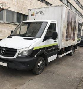 Mercedes Benz Sprinter автофургон грузовик