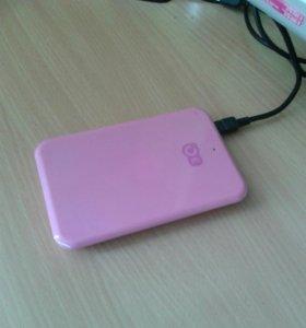 3q внешний жесткий диск 0.5Tb