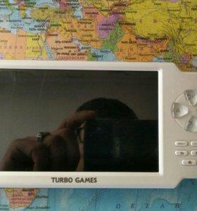 Приставка turbo games