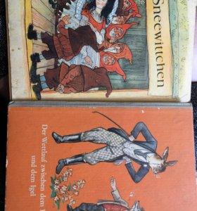 Детские книжки на немецком