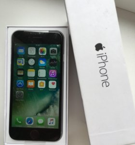 iPhone 6 16 gb новый
