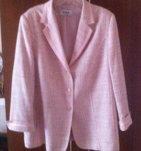 Пиджак 54 размер