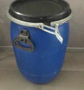 Бочка герметичная 50 литров