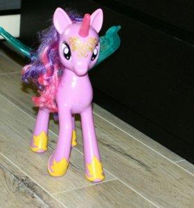 Твайлайт спаркл пони