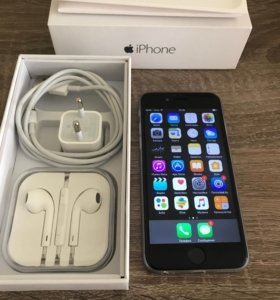 iPhone 6 space gray 64