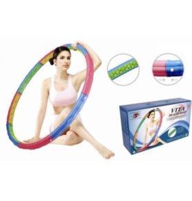 Массажный обруч для похудения Vita Health Hoop