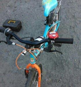 Велосипед детский от 6 до 8 лет
