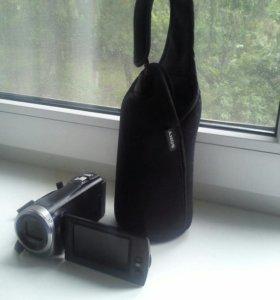 Видеокамера Sony HDR CX330E