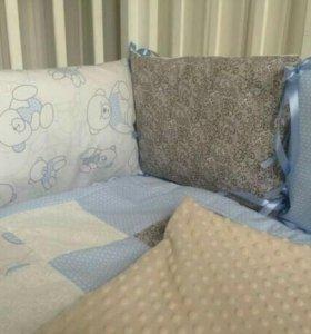 Продам комплект постельного белья