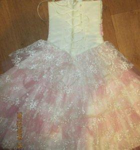 Новое платье праздничное, 122-128