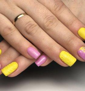 Нарощу ногти качественно