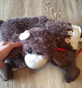 Детская игрушка-подушка