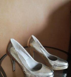 Туфли новые marks&spencer