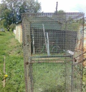 Клетка для птиу