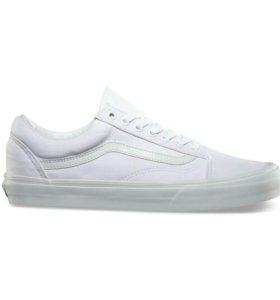 ✔ Vans Old Skool White