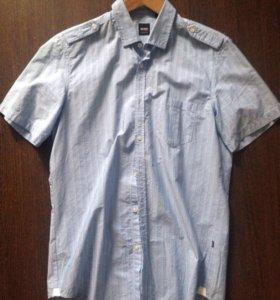 Hugo Boss рубашка оригинал