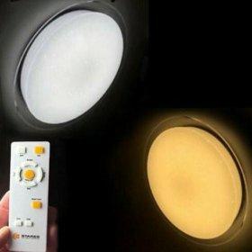 Светодиодный светильник saturn 60вт