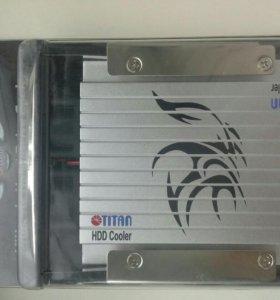 Система охлаждения HDD Titan TTC-HD82