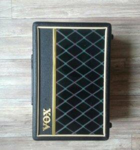 Усилок для бас-гитары VOX