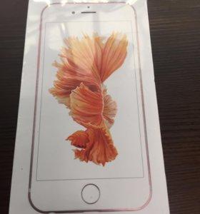 iPhone 6s 16,64gb