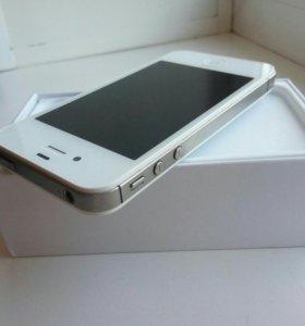 iPhone 4S, белый