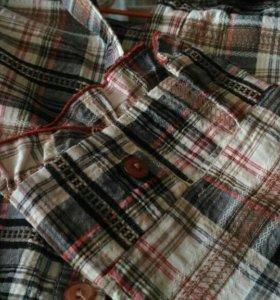 Рубашка блузка размер 50-52