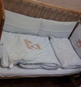 СТРОЧНО Детская кроватка!!!