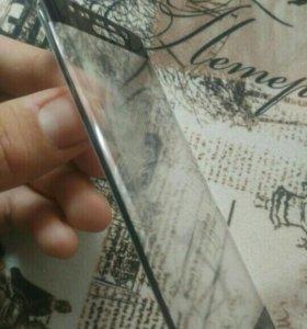 3D броне стекло для s6 edge