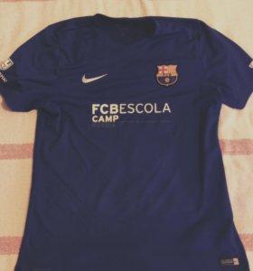 Эксклюзивные футболки Барселоны